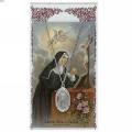 St. Rita Pendant and Prayer Card Set