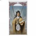 St. Teresa of Avila Pendant and Prayer Card Set