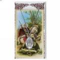 St. George Pendant and Prayer Card Set