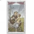 St. Anthony Pendant and Prayer Card Set