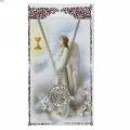 St. Gabriel Pendant and Prayer Card Set