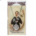 St. Gerard  Pendant and Prayer Card Set