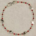Red Holy Spirit Bracelet